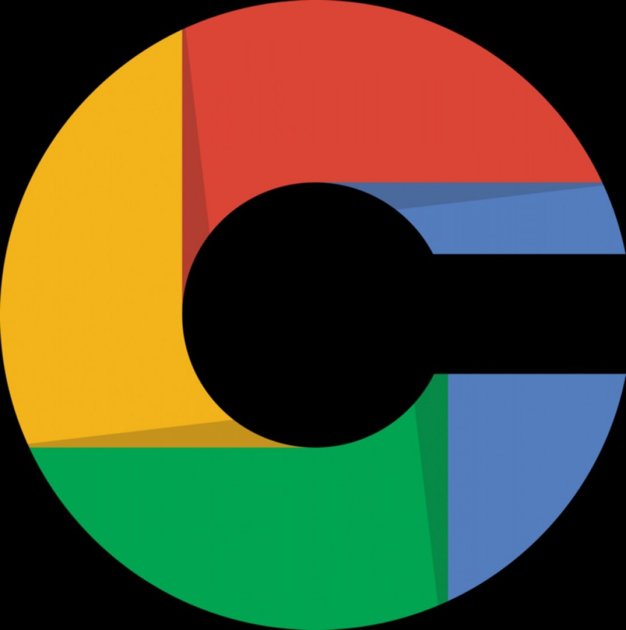 Google Chrome Icon Vector: Google Chrome Icon Redesign Better Version