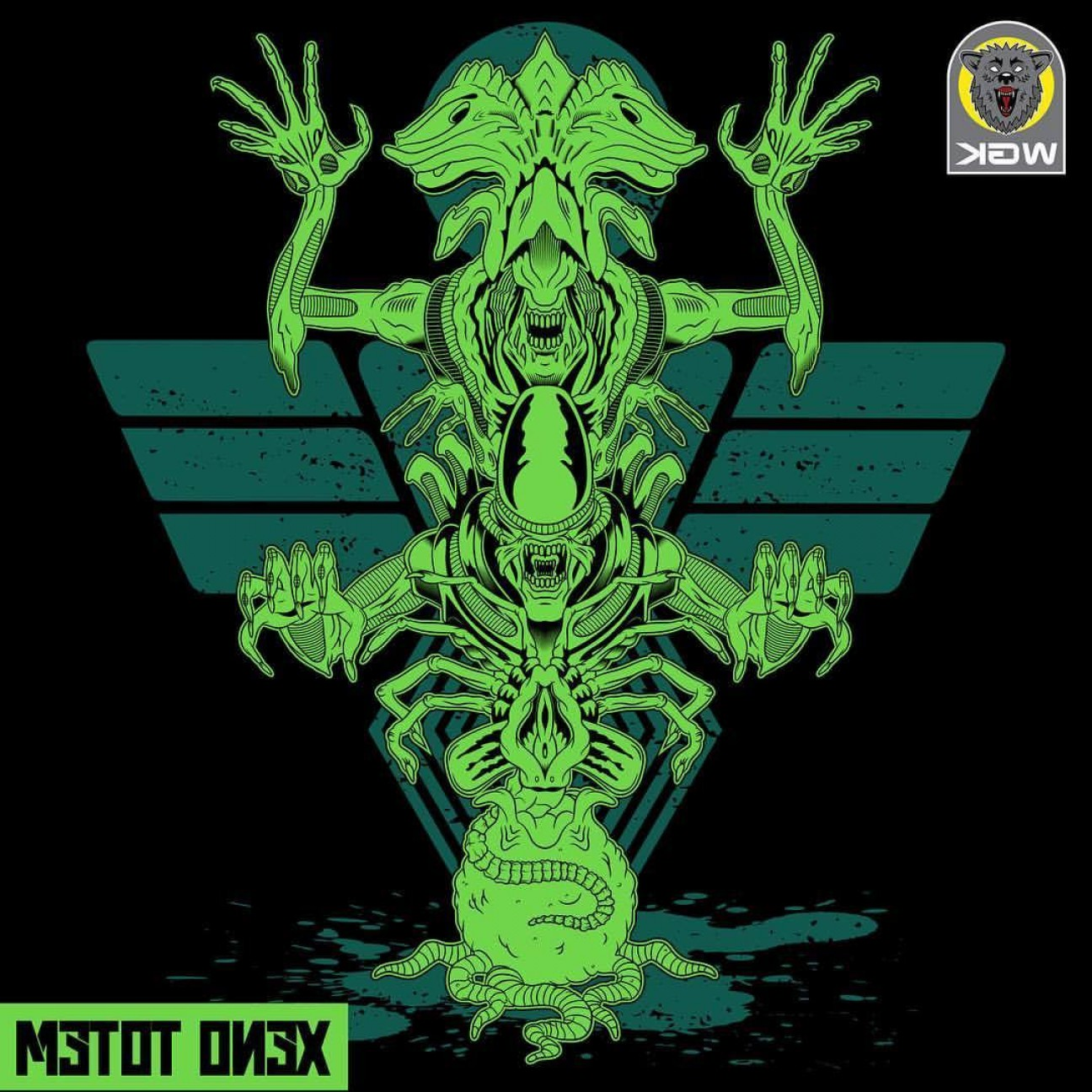 Xenomorph Vector: Grab Xeno Totem Tees For Off In My Shop For A