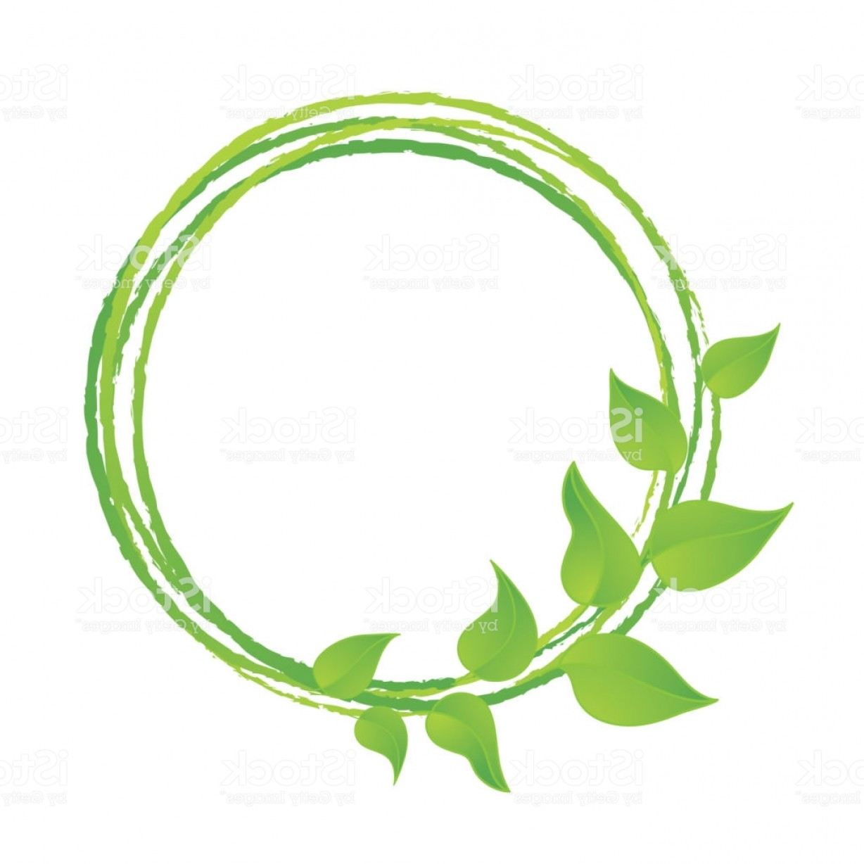 Vector Leaf Graphicd: Green Leaves Or Leaf Graphic Icon Design Gm