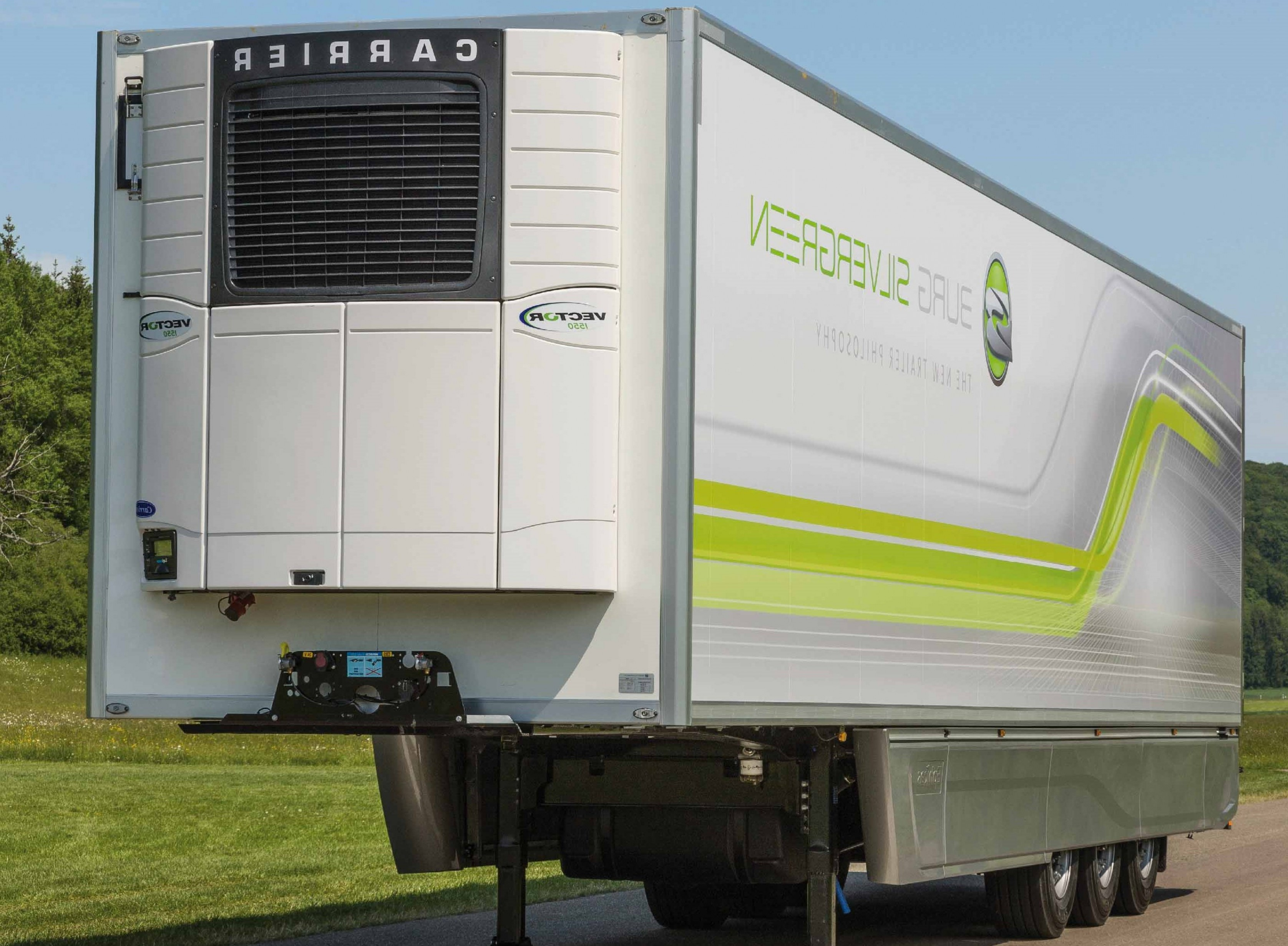 Vector Truck And Trailer Hauling: Guide To Choosing A Reefer Trailer Job