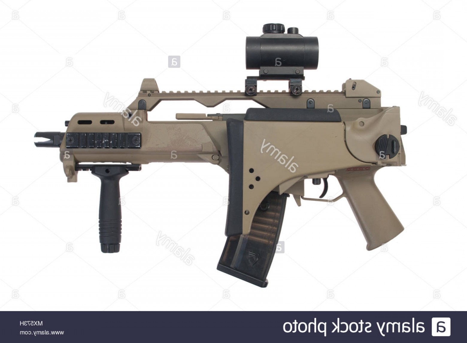 Nato Assault Rifles Vector Graphics: Gun Military Nato G War Weapon Automatic Army