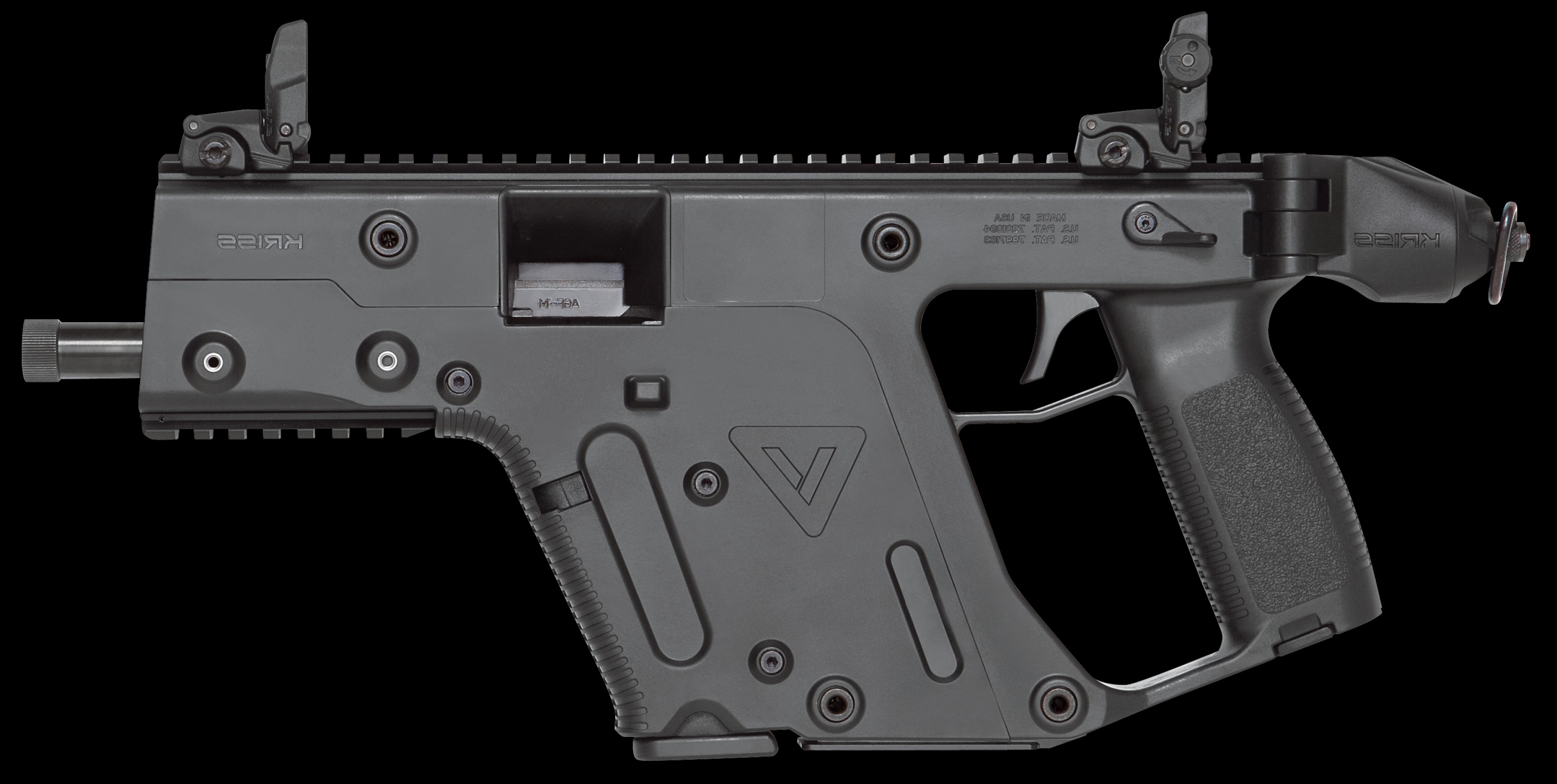 Kriss Vector Rear Grip: Handguns Kriss Usa Kvpbl