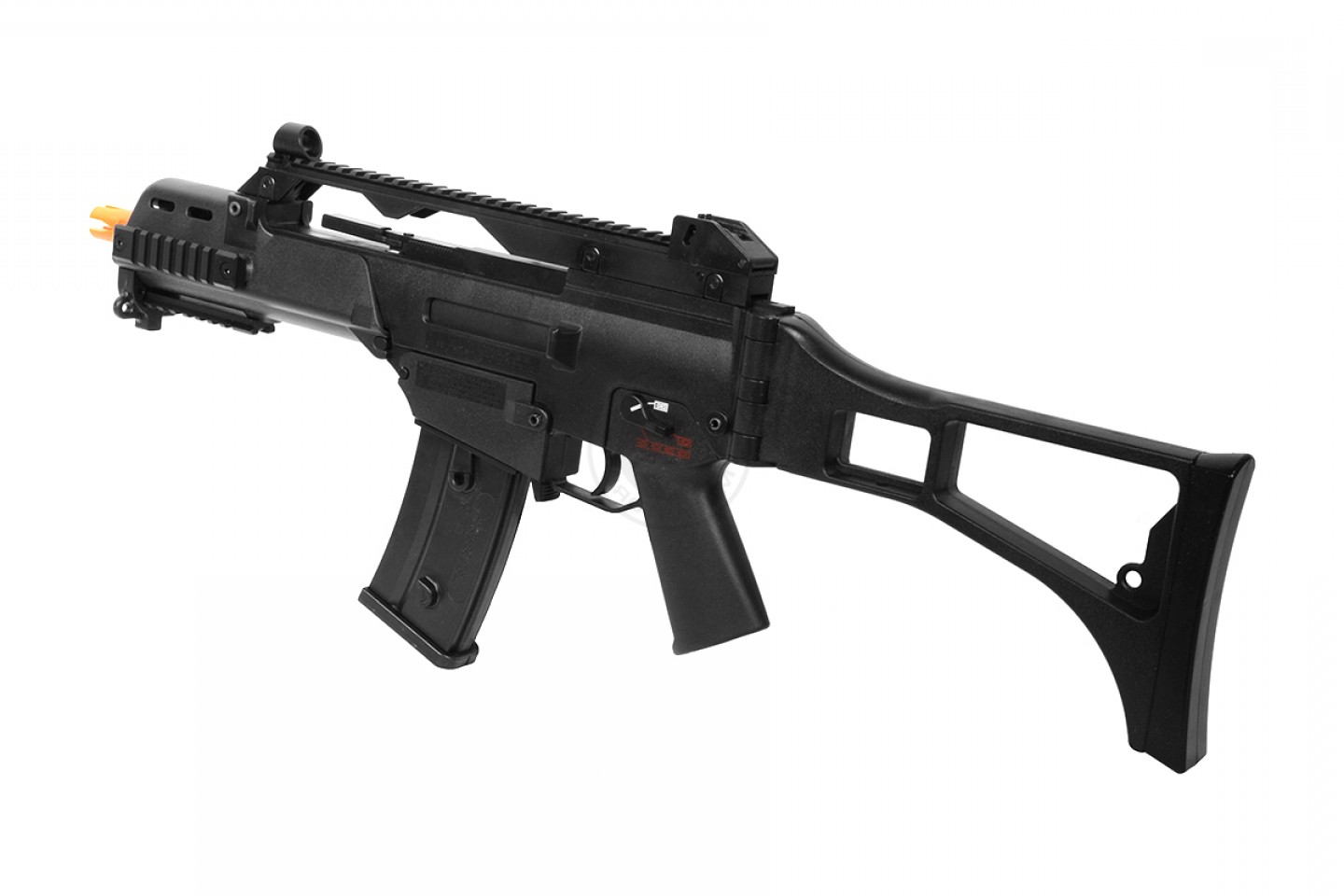 Ghosts Vector CQB: Handk Licensed Sandt Gc Airsoft Metal Gearbox Aeg Cqb Carbine Black