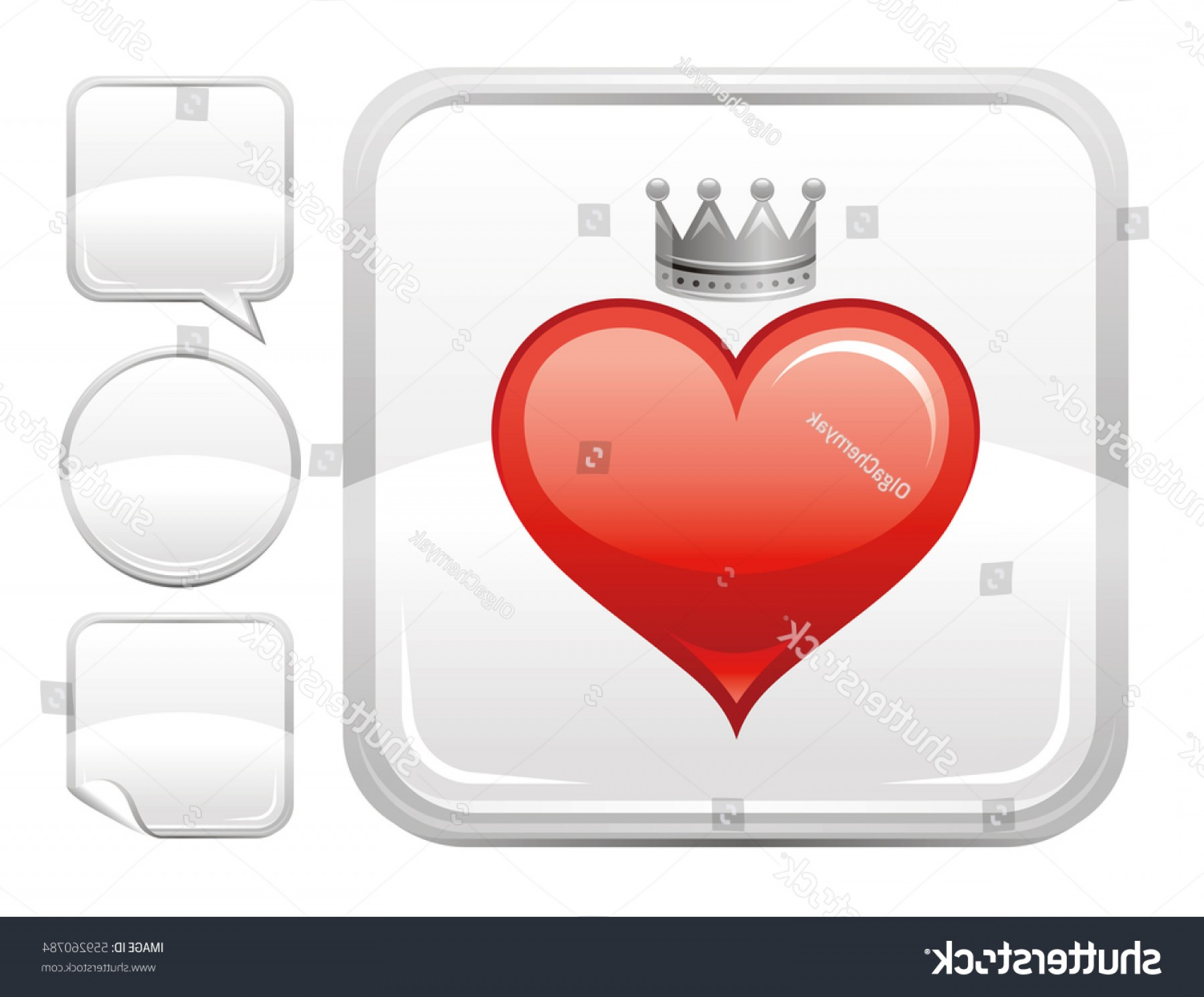 Singer Prince Symbol Vector: Happy Valentines Day Romance Love Heart