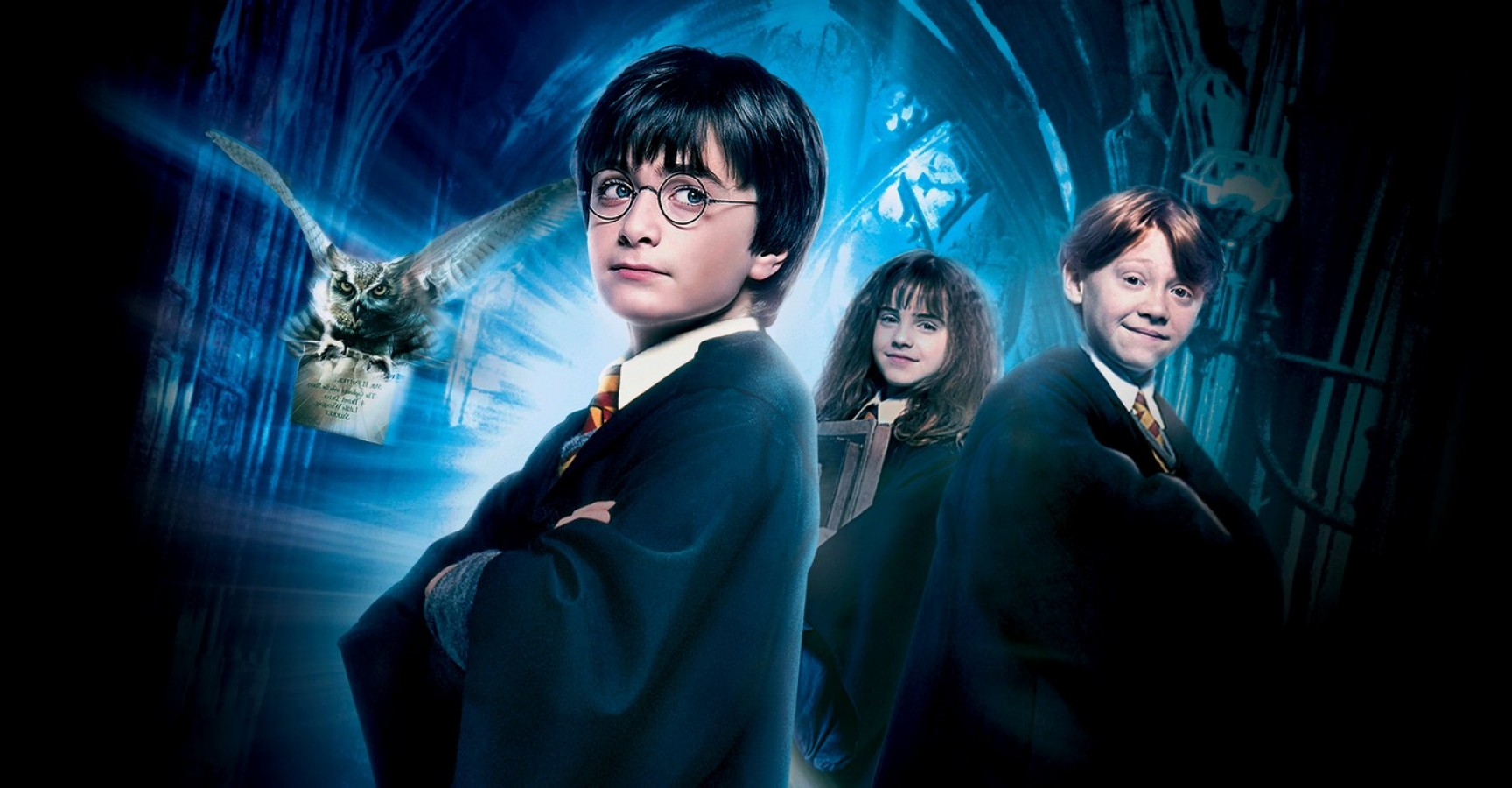 Septima Vector Young: Harry Potter And The Philosophers Stone