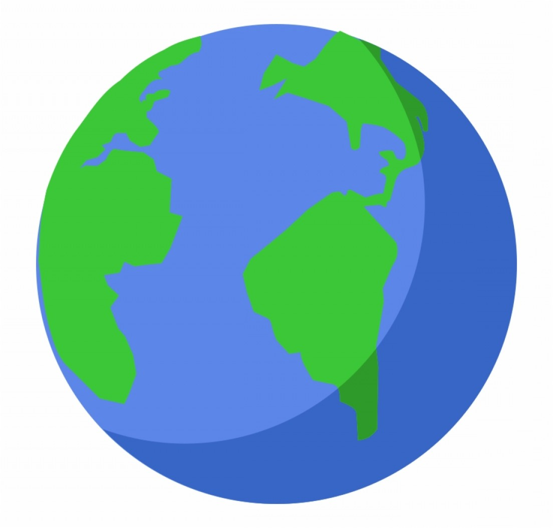 Erth Vector: Hbitwglobe Free To Use Clip Art Planet Earth