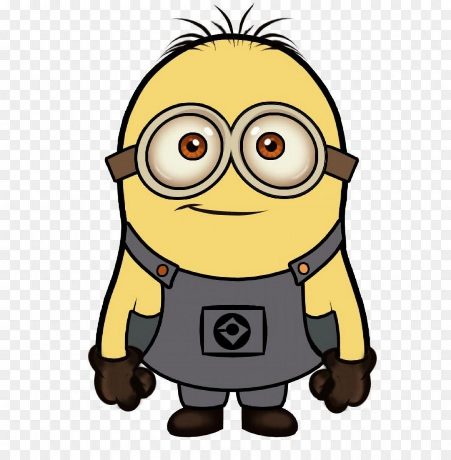 Minion From Despicable Me 2 Vector Image: Hd Despicable Me Minions Drawing Vector Cdr
