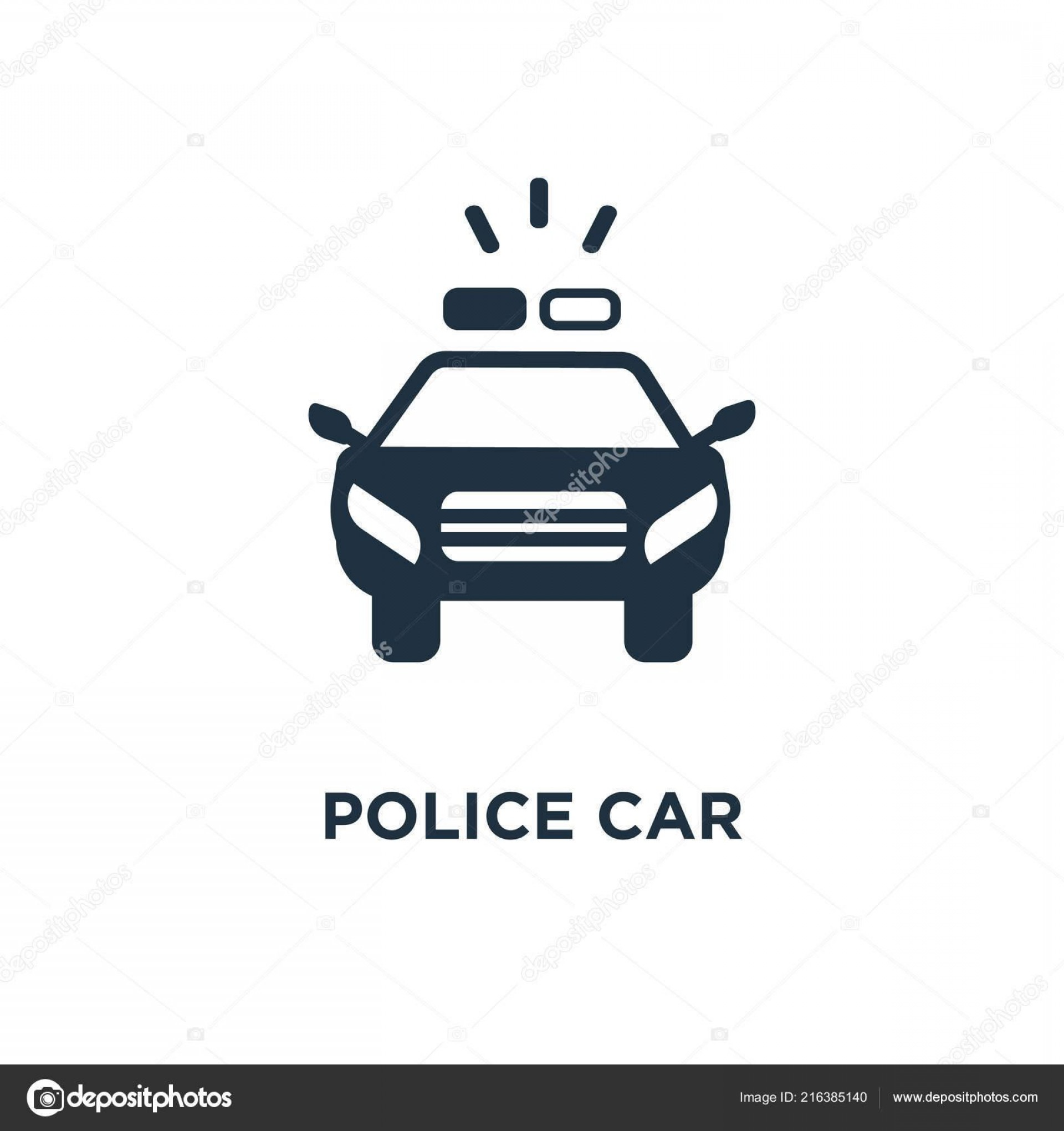 Custom Police Cars Vector: Hd Police Car Logo Vector Pictures
