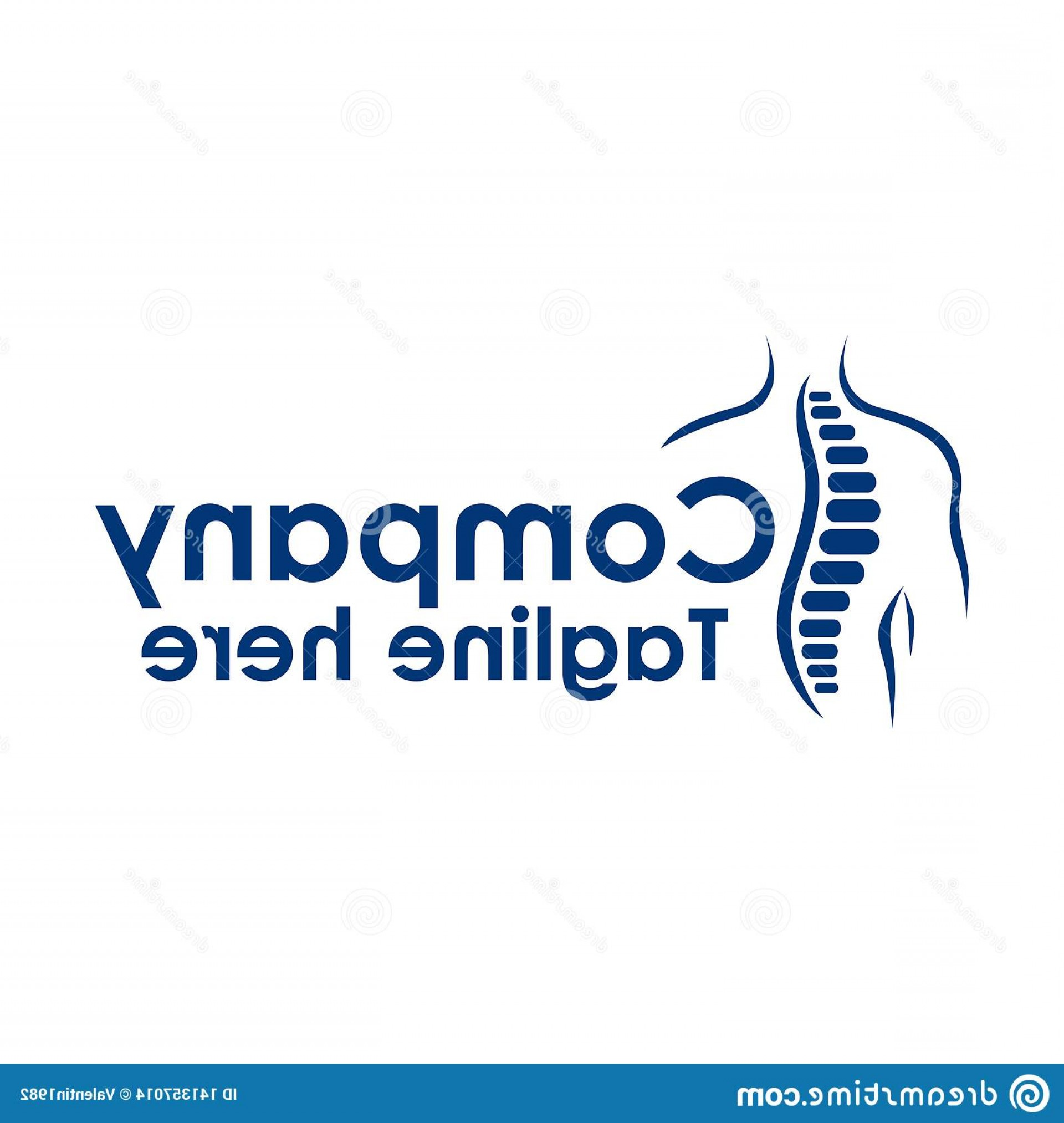 File Formats Vector Artwork: Heropractic Spine Logo File Format Can Be Scaled To Any Size Heropractic Spine Logo Vector Illustration Image