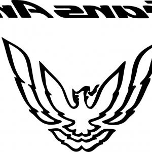 Chevy Logo Vector Words: Help I Need Trans Am Bird Picture