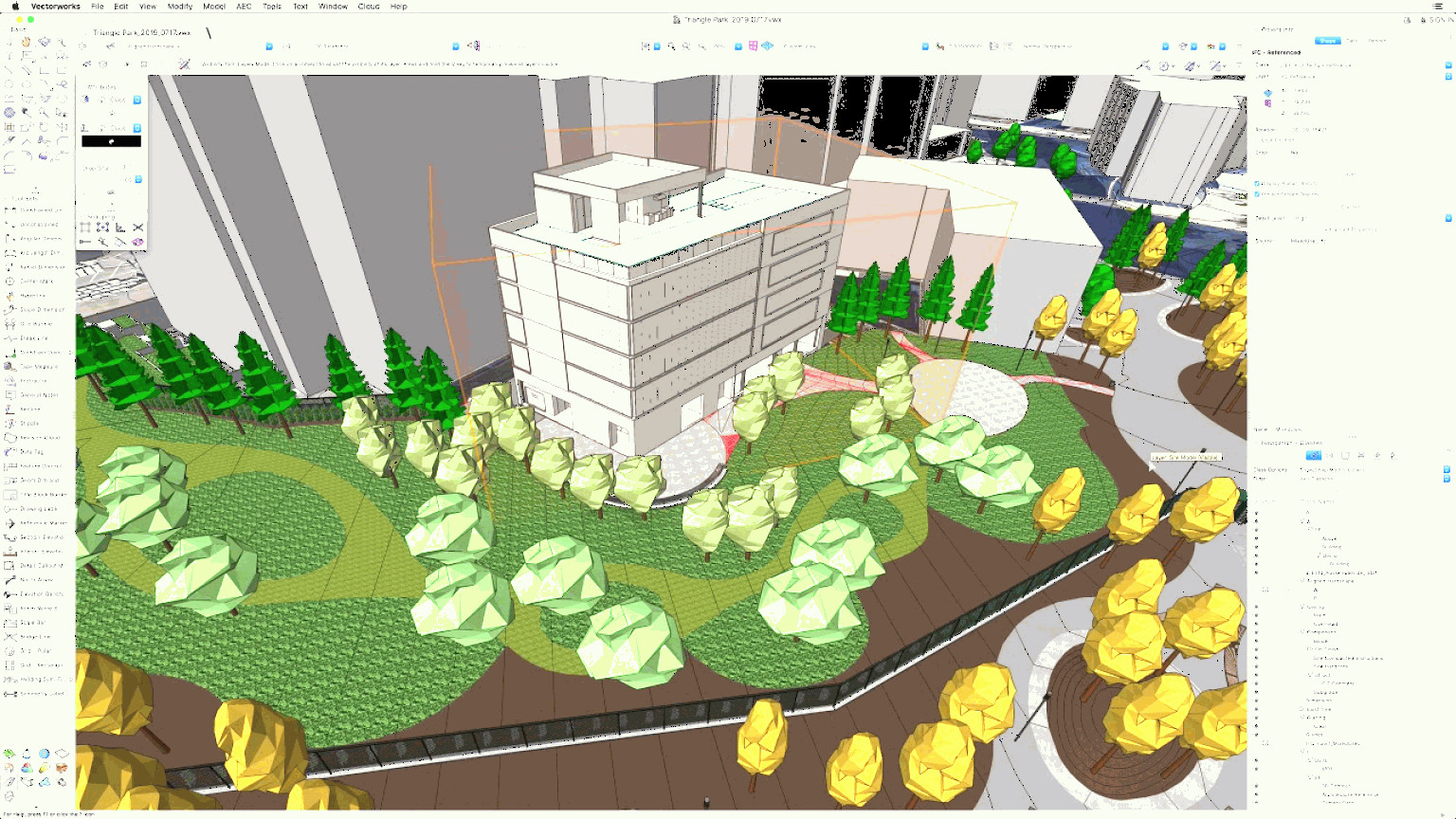 3D Vectorworks Landmark: Highlights From The Newly Released Vectorworks O