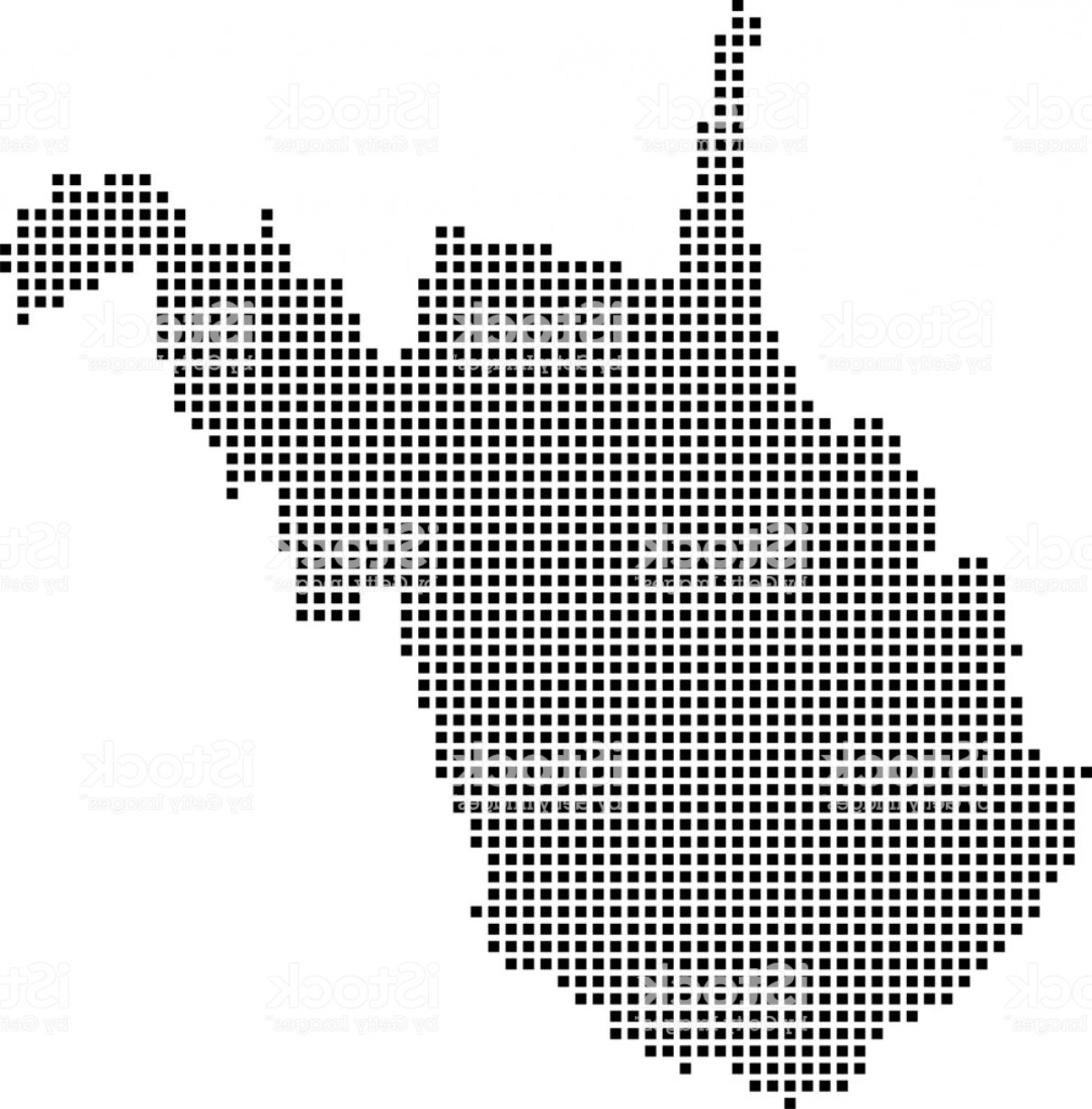 West Virginia Logo Vector: Highly Detailed West Virginia Map Dots Dotted Vermont State Of Usa Map Vector Gm