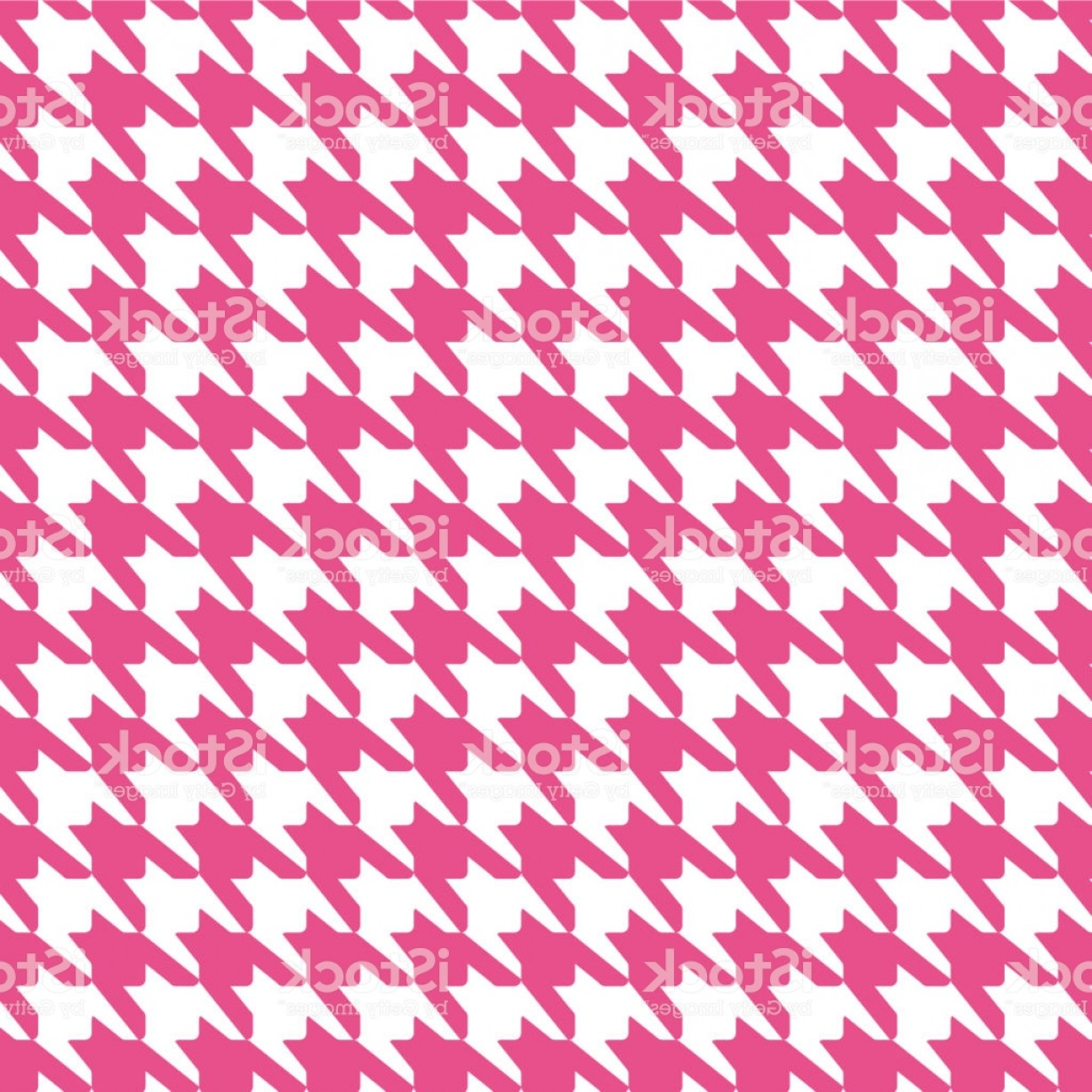 Pink And Black Houndstooth Vector: Houndstooth Pattern Pop Style Vector Pink Gm