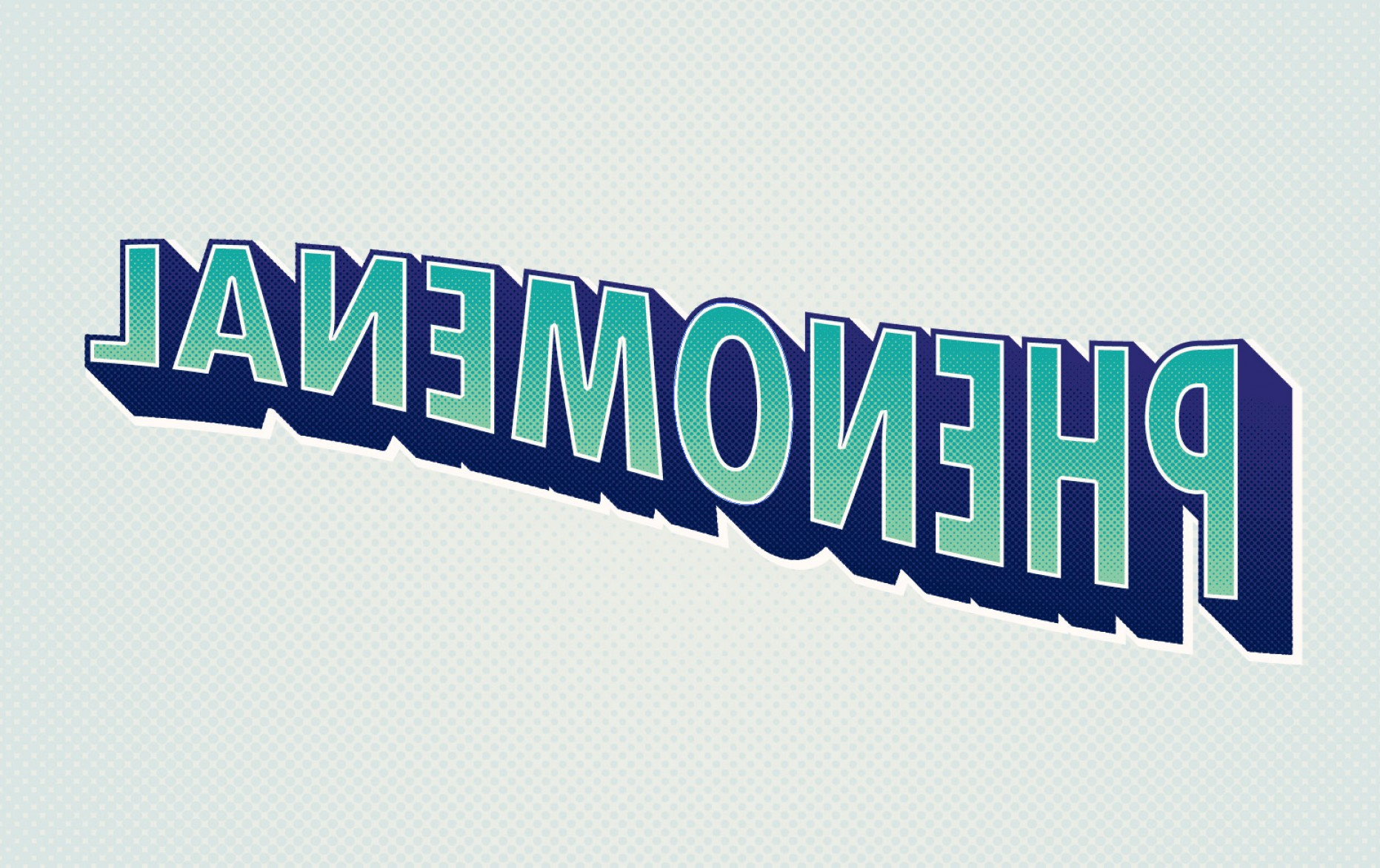 Vector In Photoshop CS5: How To Create A Comic Style Text Effect In Illustrator