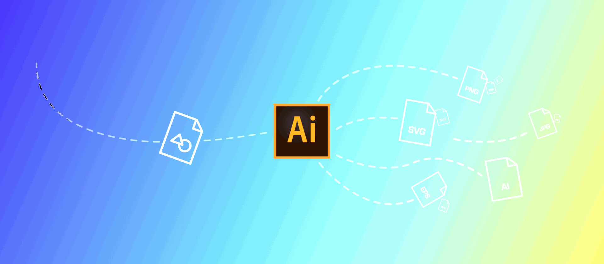 Vector In Adobe: How To Export Vector Icons To Multiple Sizes And Formats In Adobe Illustrator Cbbdaef