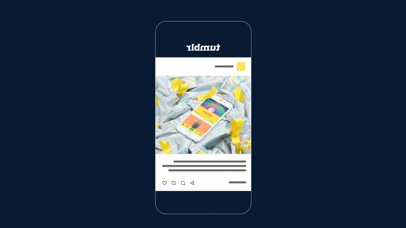 Tumblr App Icon Vector: How To Get Dark Mode On Tumblr