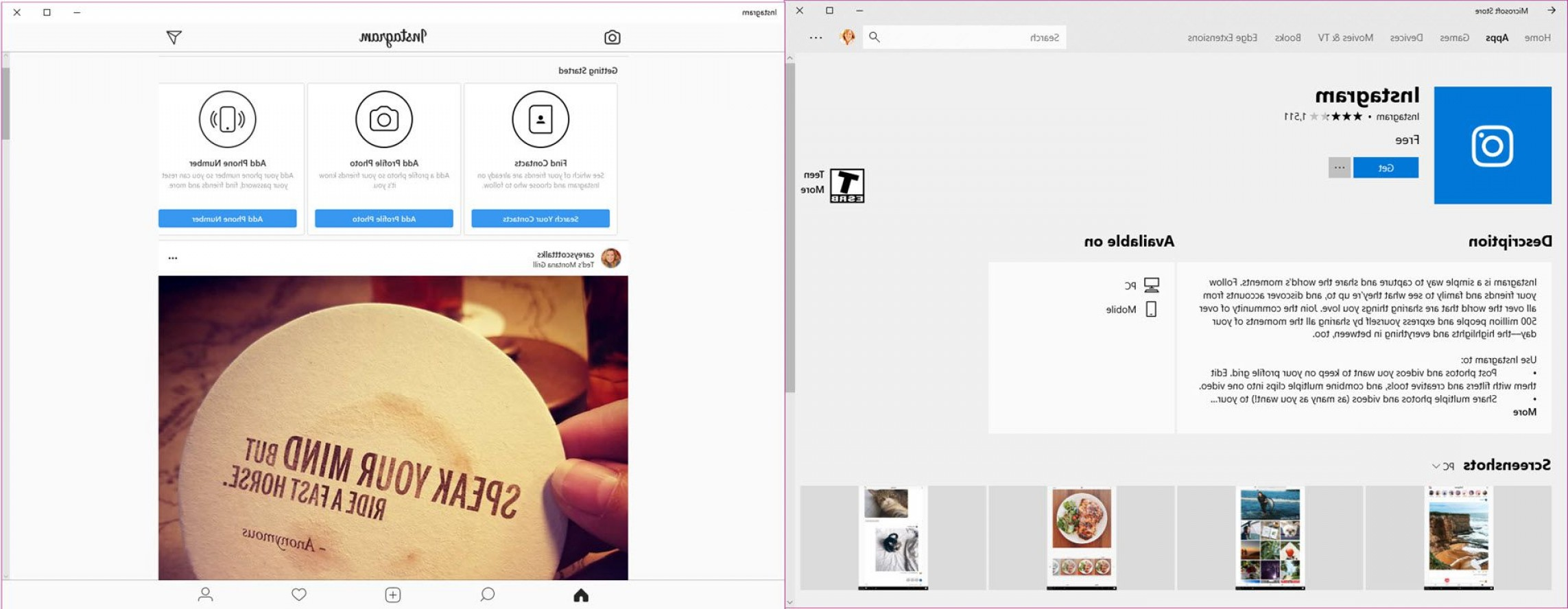 Official Instagram Logo Vector: How To Use Instagram On A Computer Pc Or Mac