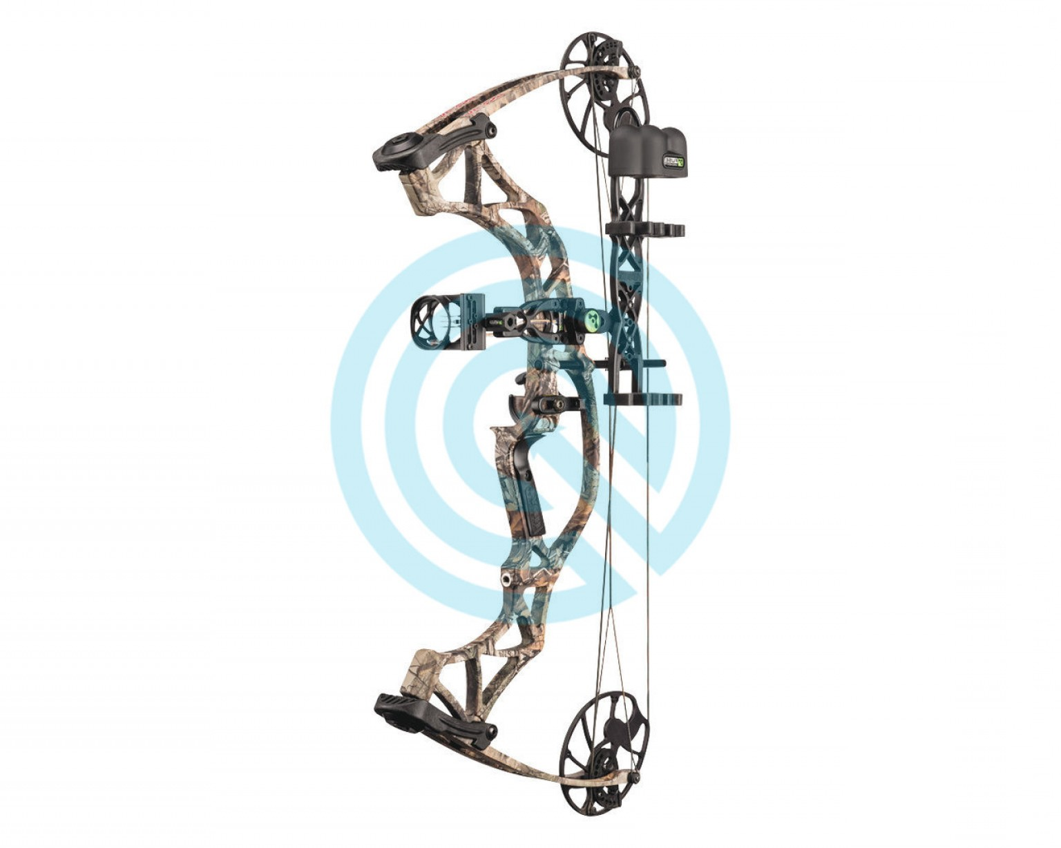 Hoyt Vector Series: Hoyt Compound Bow Klash Package