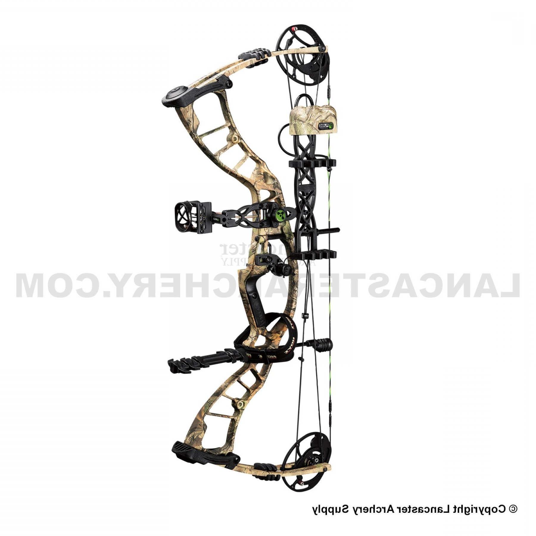Hoyt Vector Series: Hoyt Powermax Compound Bow Hunting Colors