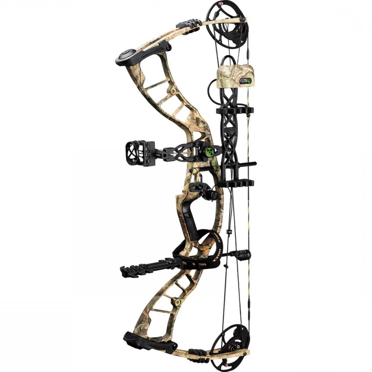 Hoyt Vector Series: Hoyt Powermax Rh Realtree Xtra Kit