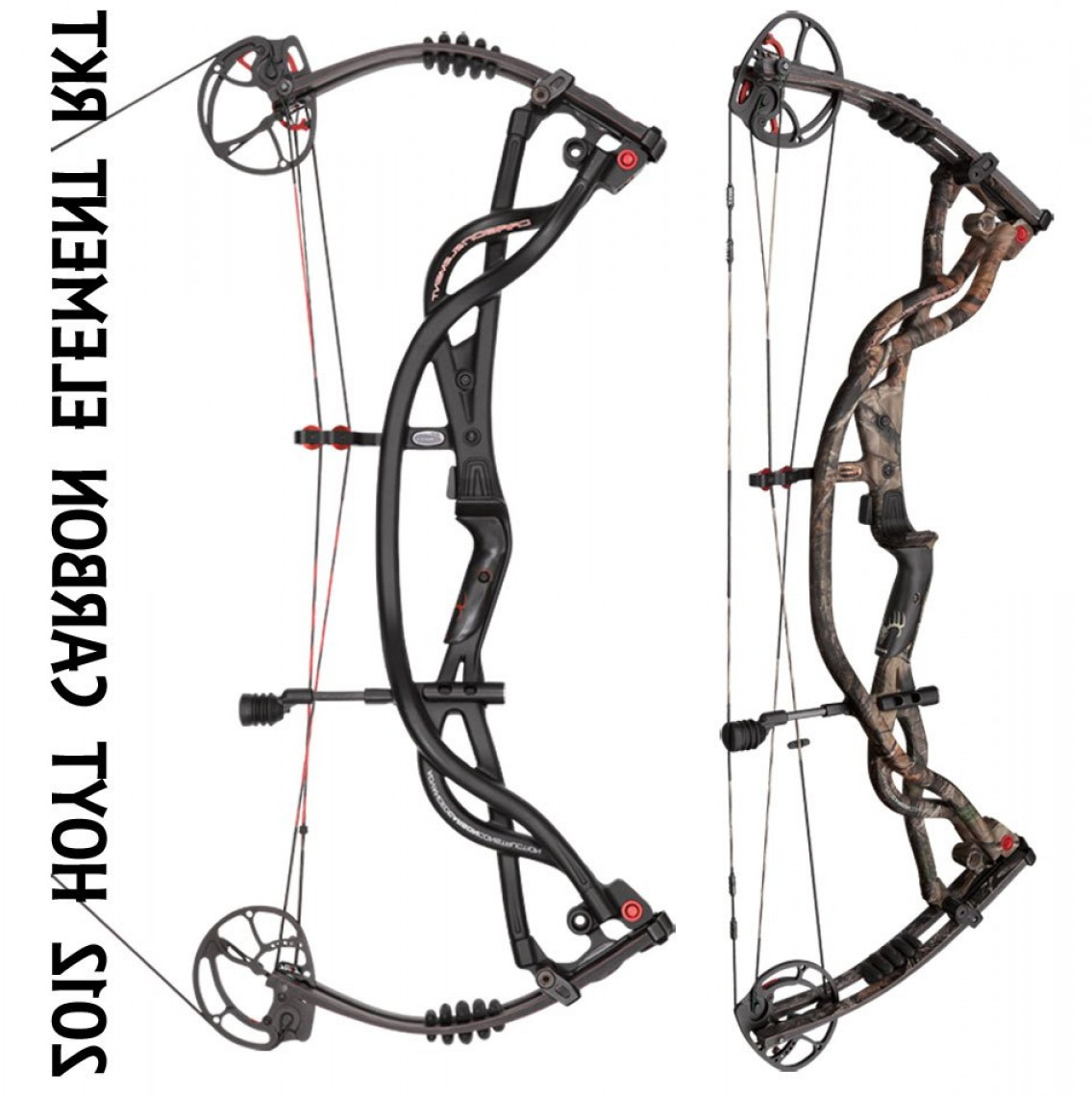 Hoyt Vector Series: Hoyt Vector Turbo Carbon Element Matrix Rkt Cam