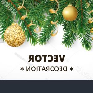 Christmas Horizontal Vector: Stock Illustration Sale Word White Christmas Balls