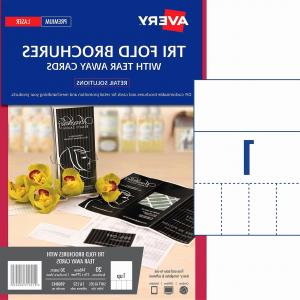 Vector Tear Away: Blank Tearoff Calendar Template Variety Colors