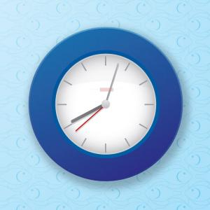 Stop Watch Vector Ai File: How To Build A Vector Clock Graphic In Illustrator
