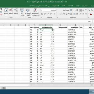 First Vector In Excel: A Powerful But Amazingly Simple Excel Transposing Solution