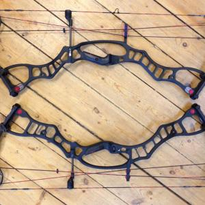 2012 Hoyt Vector 35: Archery Bow Hoyt Stratus Plus Sale