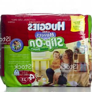Huggies Diaper Vector: Huggies Little Movers Slip On Diapers Gm