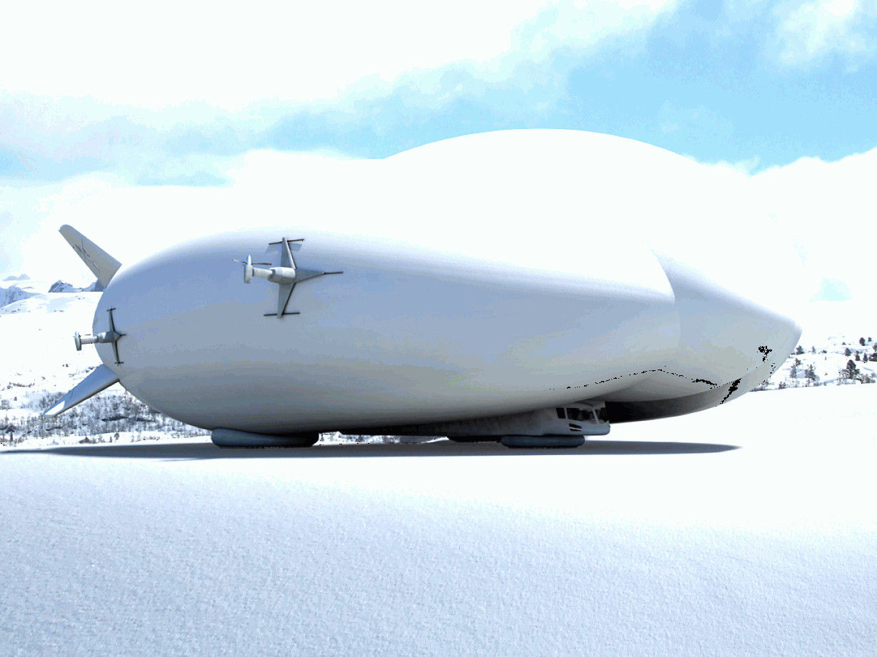 Thrust Vectoring Liquid: Hybrid Airships To Take To The Air With Helium One