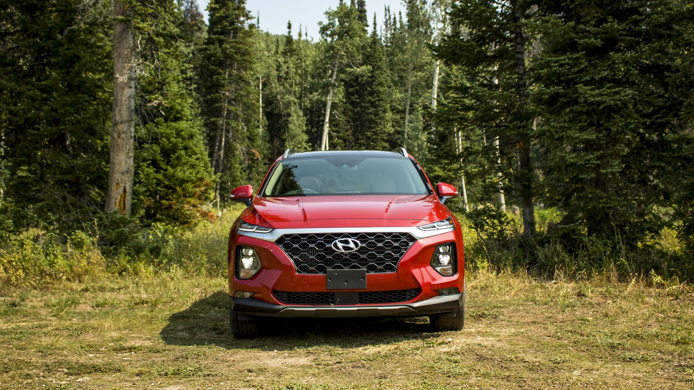 SUV Car Elevation Vector: Hyundai Santa Fe First Drive Review How Times Have Changed For Hyundais Midsize Suv