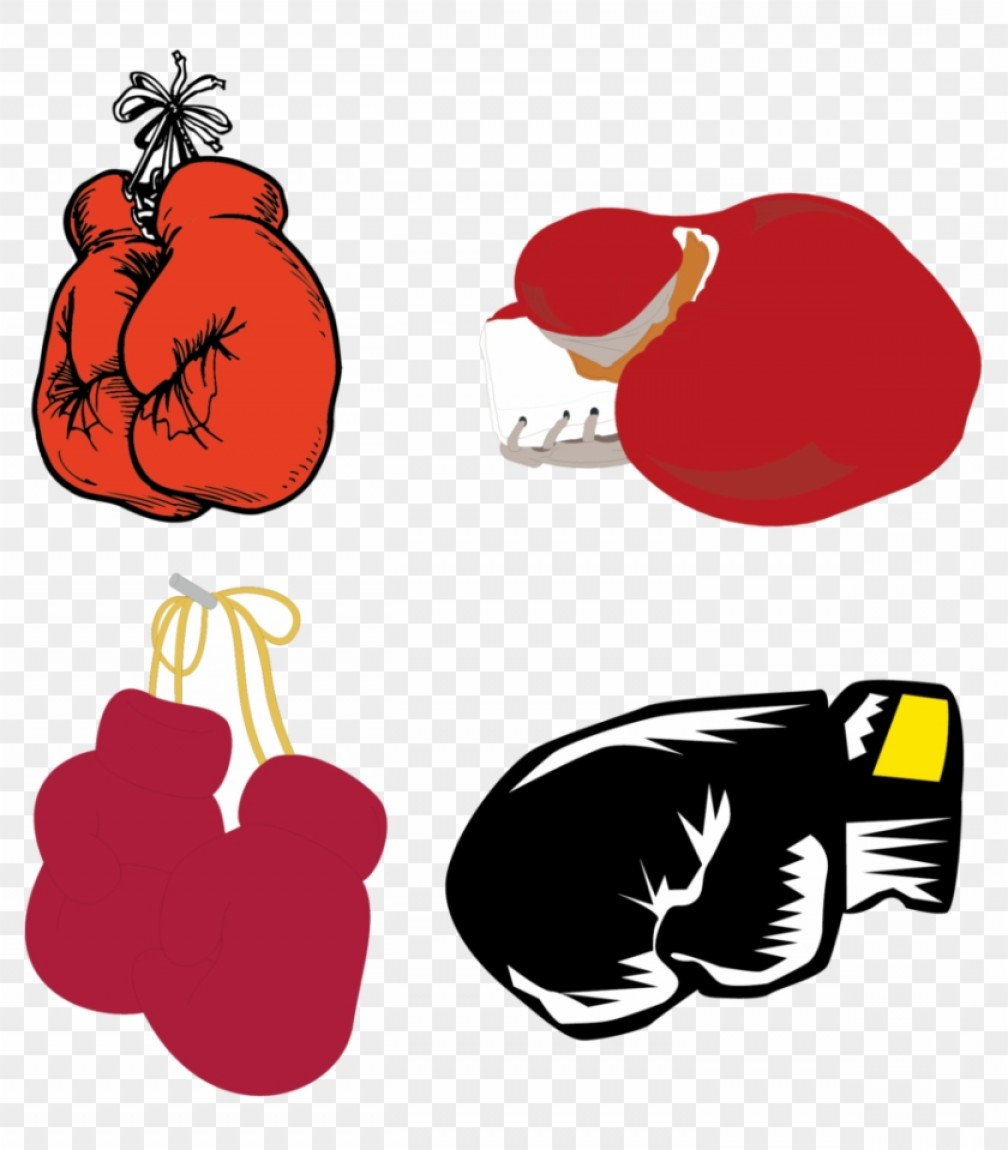 Pictures Of Boxing Gloves Vector Art: Iiotrxxkisspng Boxing Glove Clip Art Gloves Vector Material