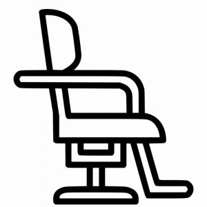 Barber Shop Clippers Vector: Ijhtohjpng Black And White Clippers Vector Barber Chair