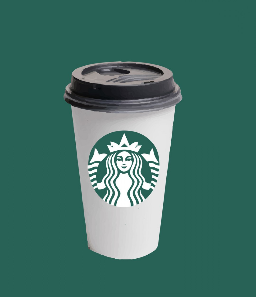 Starbucks China Vector: Illustration Of A Starbucks Coffe Cup In Vector Style Byentry