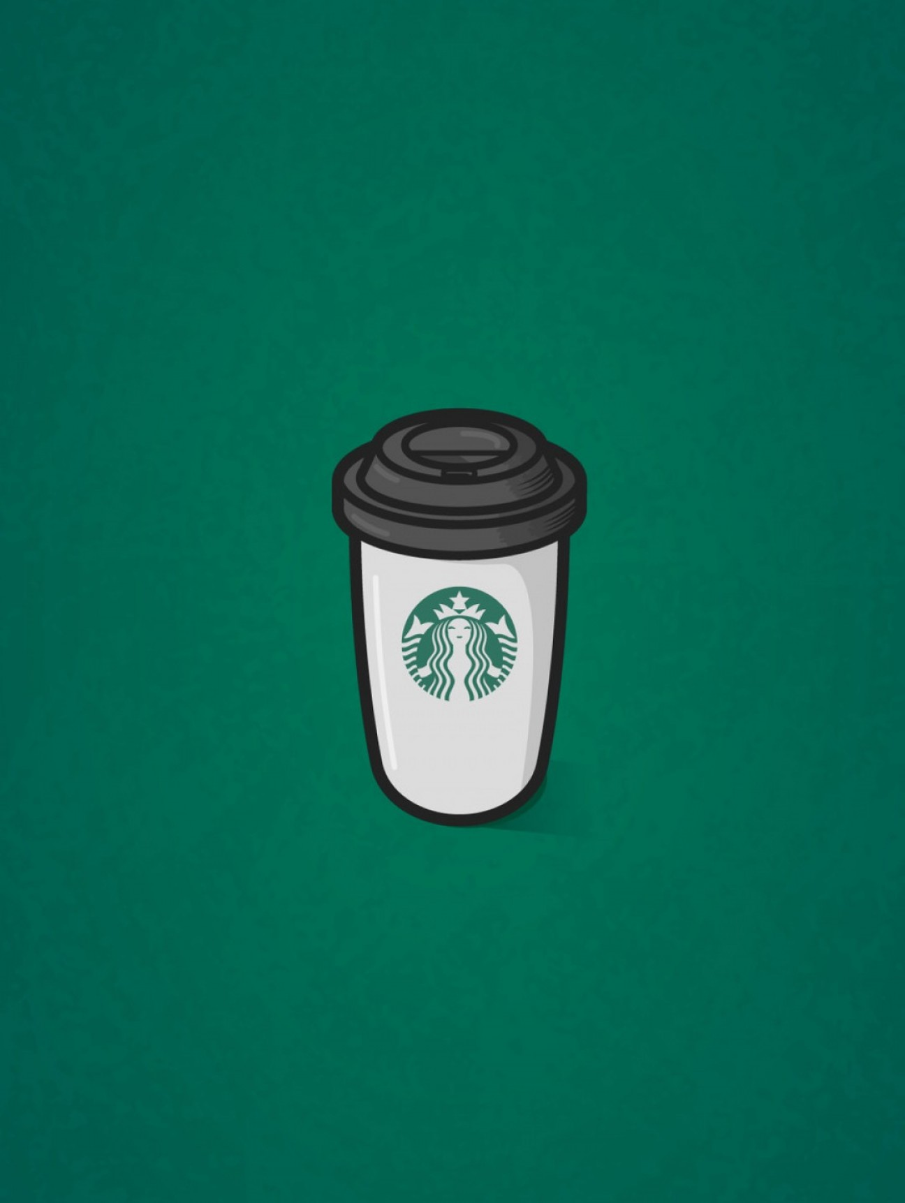 Starbucks China Vector: Illustration Of A Starbucks Coffe Cup In Vector Style
