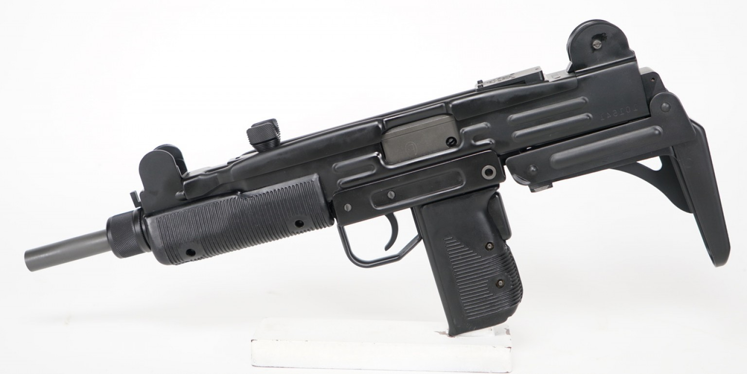 Vector Arms Uzi Manual: Imi Uzi Smg W Folding Stock And Rmr
