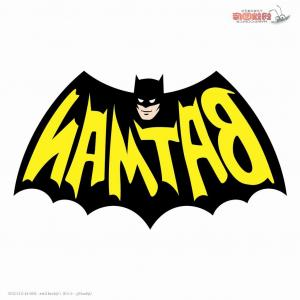 Vector Batman 1966: Images Of Batman Logo Template Small Pdf Download