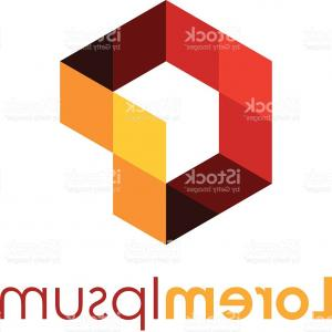 Absract Shape Logo Vector: Abstract Shape Letter M Technology Logo Vector