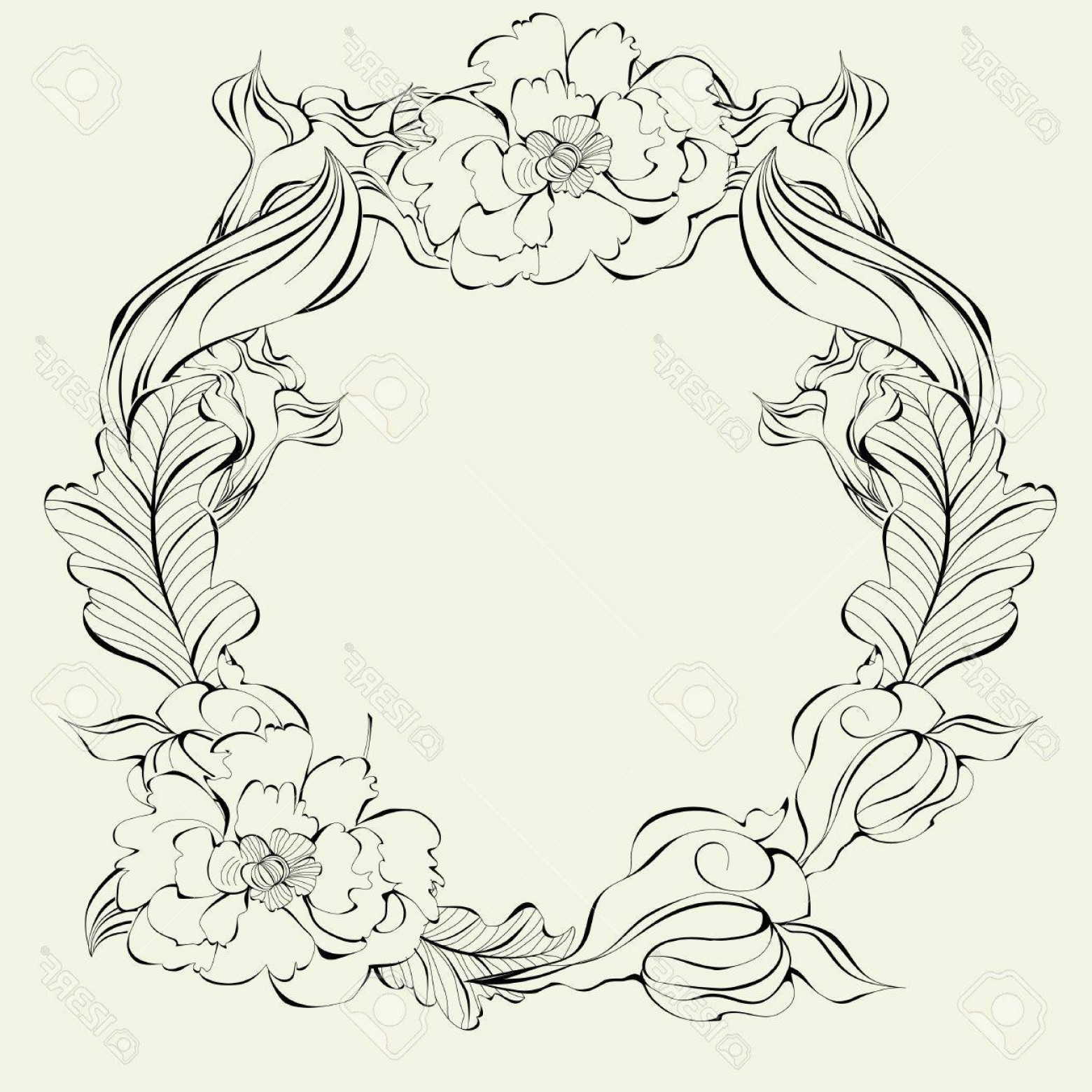 Decorative Font Vector Illustration: Incredible Decorative Font Letter Royalty Cliparts Vectors And Pic For O Popular Clip Art Ideas