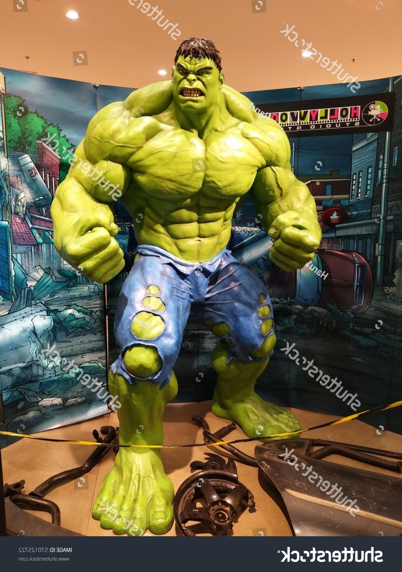 Hulk Origional Vectors: Incredible Hulk Model Feb Thailand