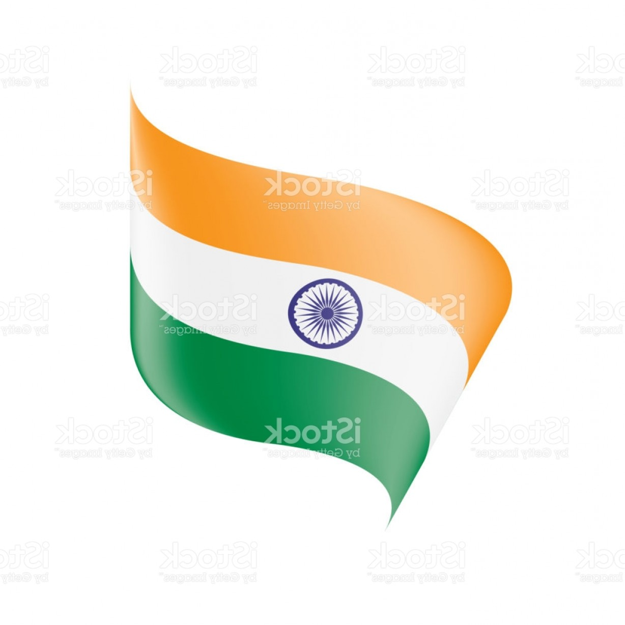 India Flag Vector: India Flag Vector Illustration Gm