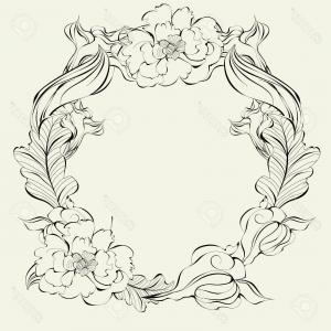 Decorative Font Vector Illustration: Stock Photo Latin Alphabet Grunge Line Decorative Font Hipsters Sketched Letter