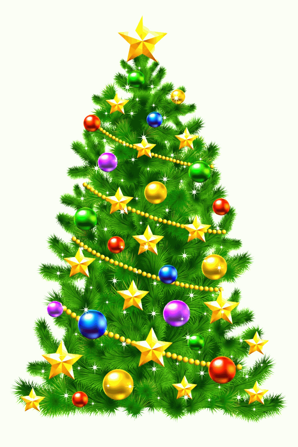 Vector Christmas Toppers: Iohhrvector Library Christmas Tree Star Clipart Hd Png