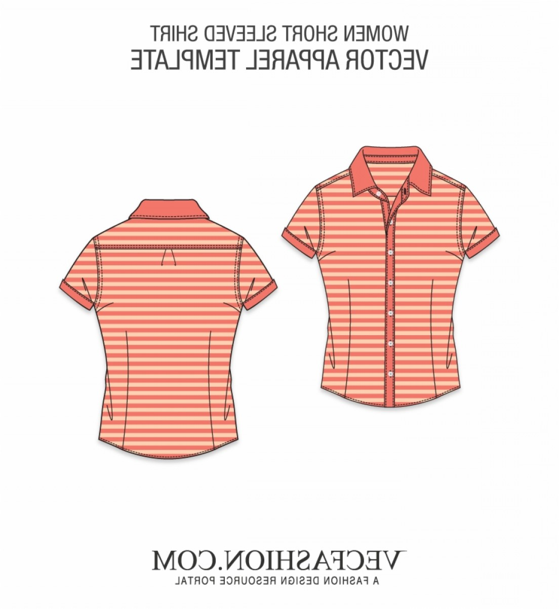 Female Polo Shirt Vector Template: Irbbrtmvector Shirts Dress Shirt Women Polo Shirt Vector
