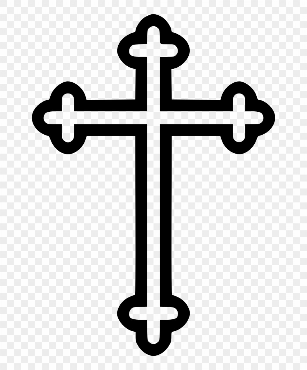 Cool Cross Vector Clip Art: Irhmitcross Religion Symbol Byzantine Catholic Cross Vector Clipart
