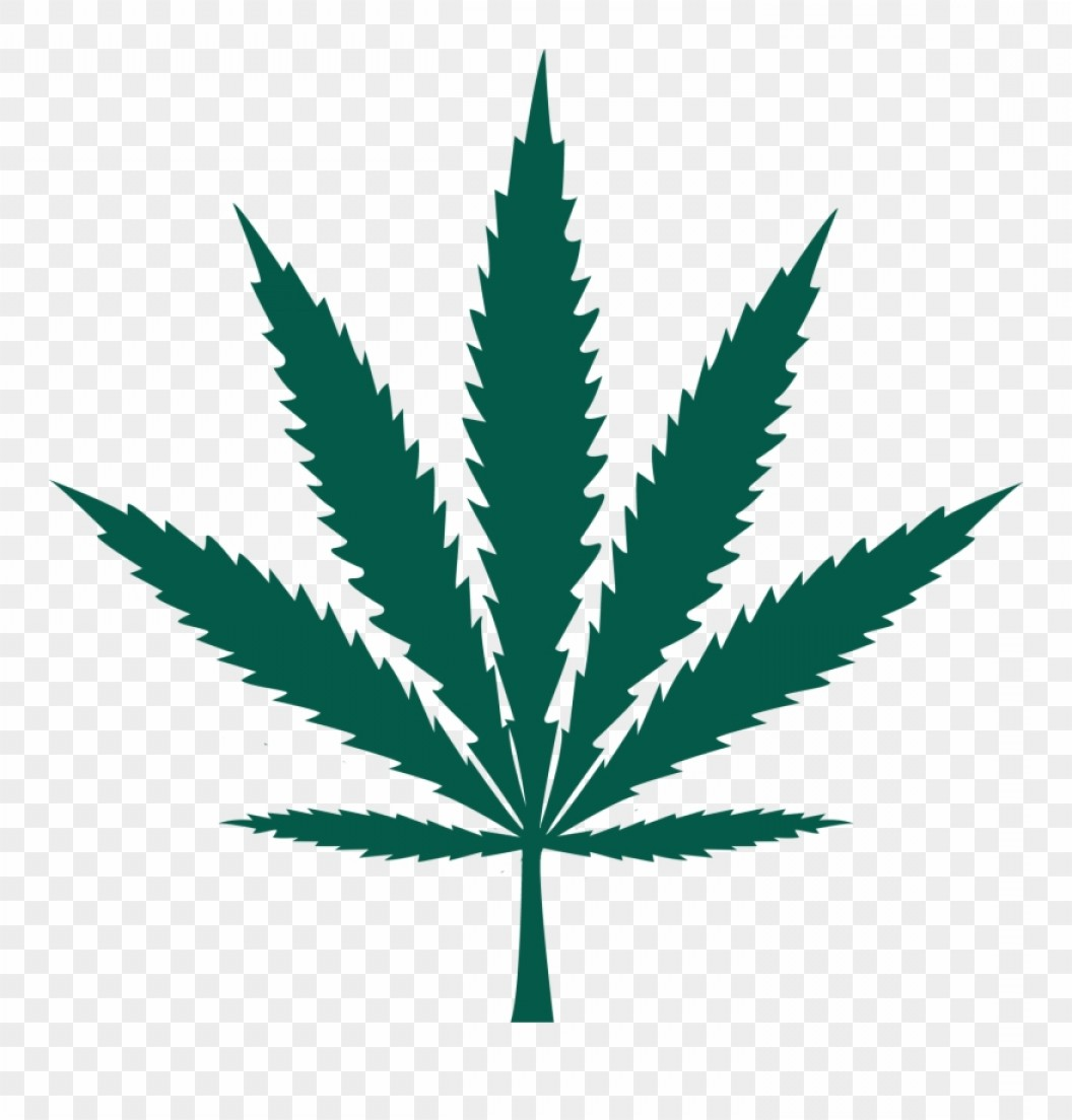 Black And White Vector Image Of Weed Plants: Itbtthhcannabis A Good To Weed Vector Black And