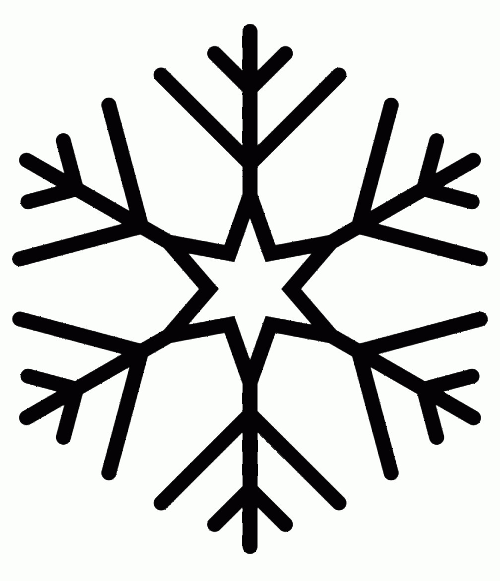 Simple Black Vector Snowflake: Itmxxoxpng File Snowflake Black Vector Clipart
