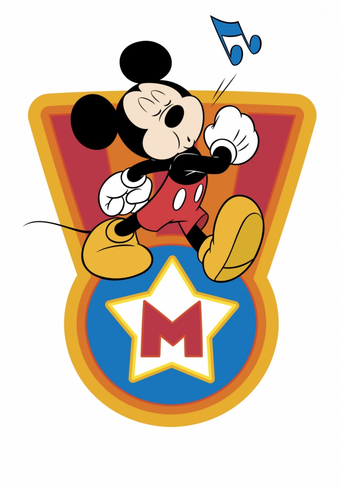 Fashon Shows Vectores: Ittwbjhmickey Mouse Logo Png Transparent Vectores Mickey Mouse